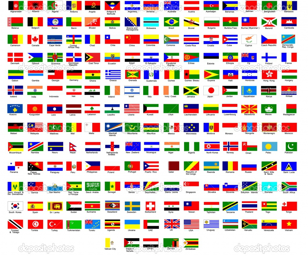 Flags of different countries flags of the world world flags with names alt nvjuhfo Images