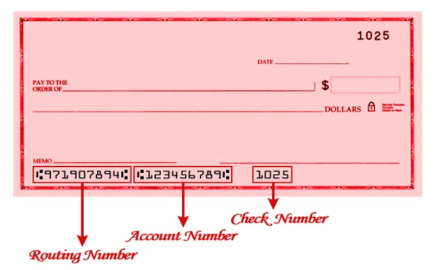 us bank routing numbers autos post. Black Bedroom Furniture Sets. Home Design Ideas