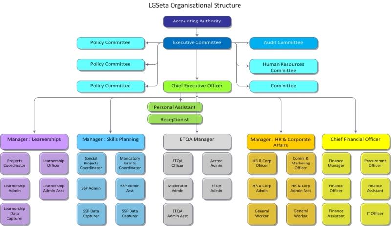 Organogram - Organizational - Organizational Structure