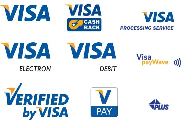 Visa Logos. Visa Logo History. Visa Bra – Ygraph