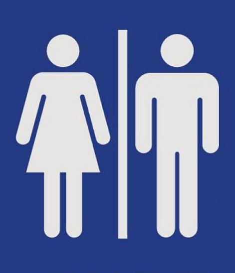 alt - Bathroom Symbol